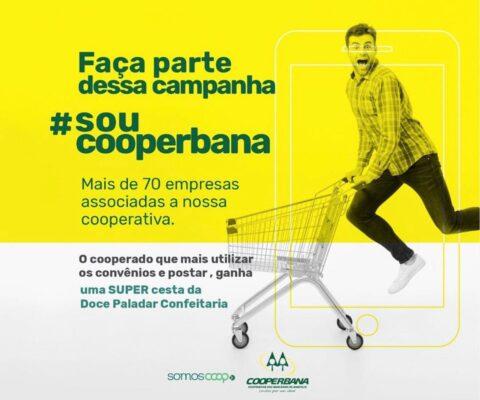 Campanha #soucooperbana